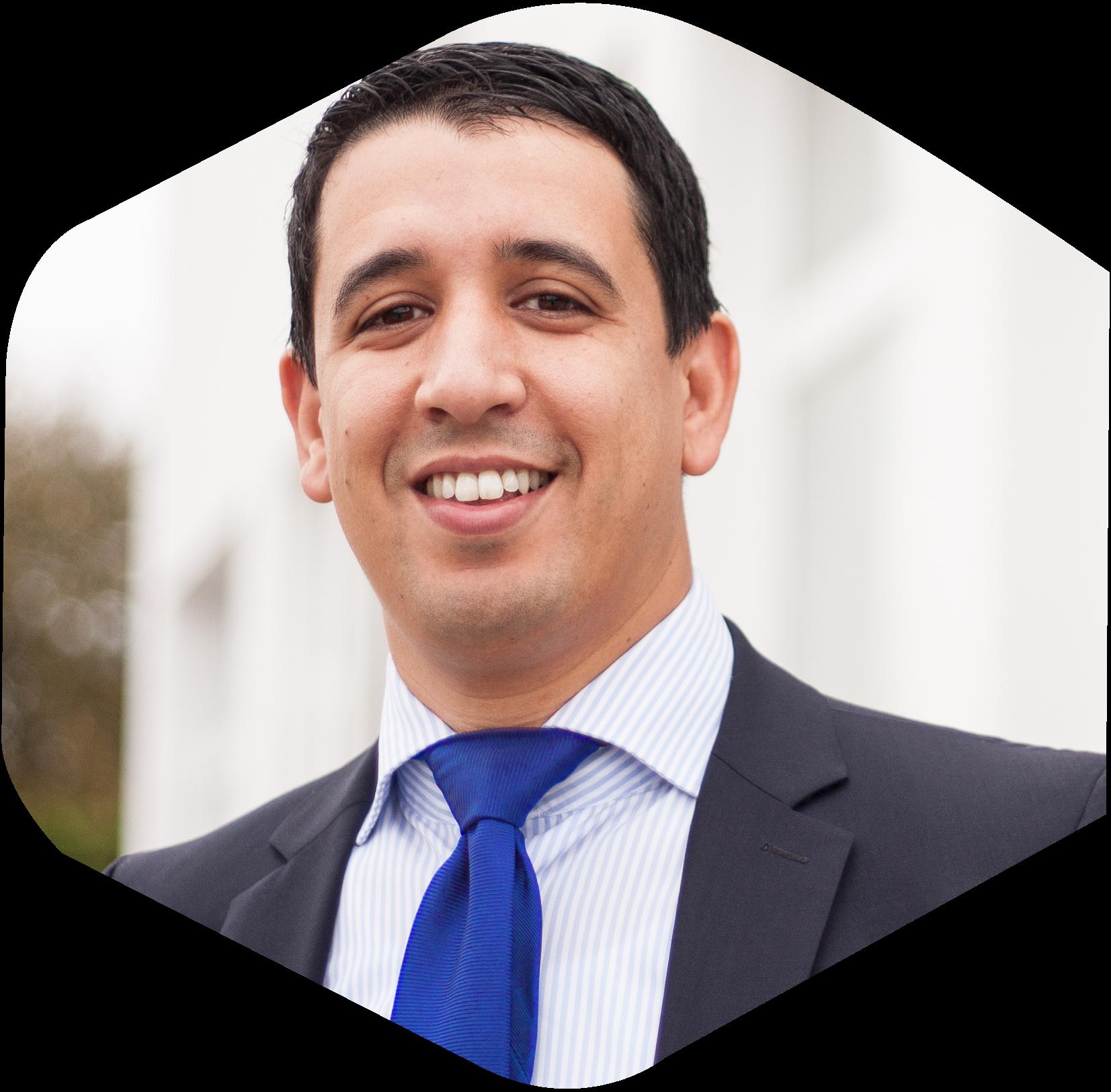 Karim Bouhlou Geschäftsführer Mergers Consulting