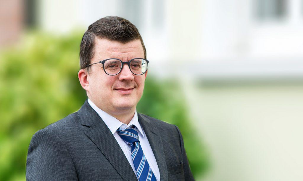 Marcel Strauß, Dipl.-Betriebsw., examinierter Steuerberater